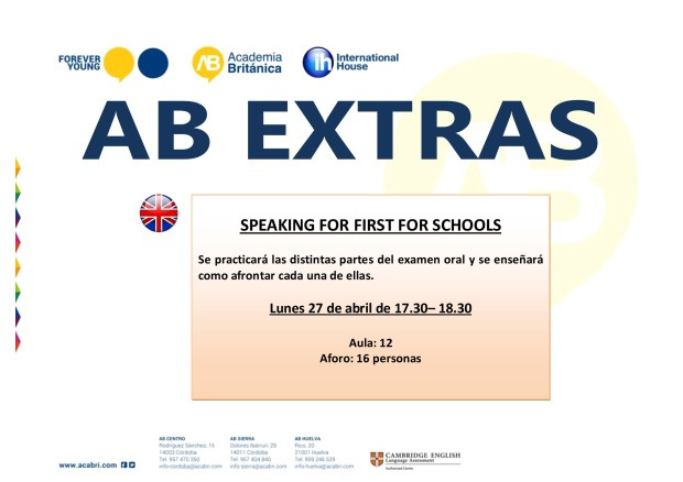AB EXTRA 27-30 ABRIL