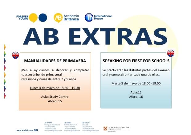 CARTEL AB EXTRAS 4-8.05